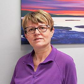 Annerose Giesler - Zahnarzthelferin